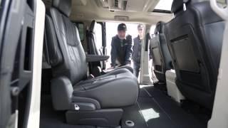 Тест-драйв Chrysler Grand Voyager