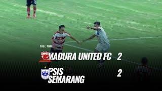 [Pekan 32] Cuplikan Pertandingan Madura United FC vs PSIS Semarang, 26 November 2018