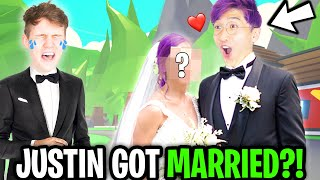 LankyBox GETS MARRIED In Roblox ADOPT ME!? (FUNNY MOMENTS!)