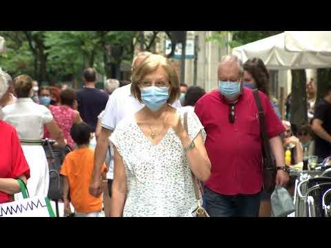 Coronavirus en Ourense 10 8 20