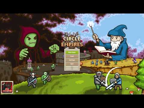 Circle Empires - WILL MY ARMY WIN AND TAKE ALL THE CIRCLES?! Episode 1 |