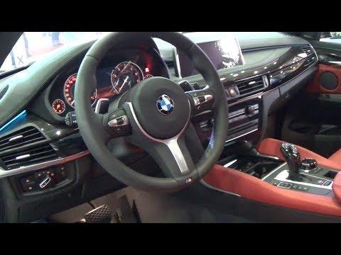 شرح مواصفات BMW X6 اوتوماك فورميلا 2017