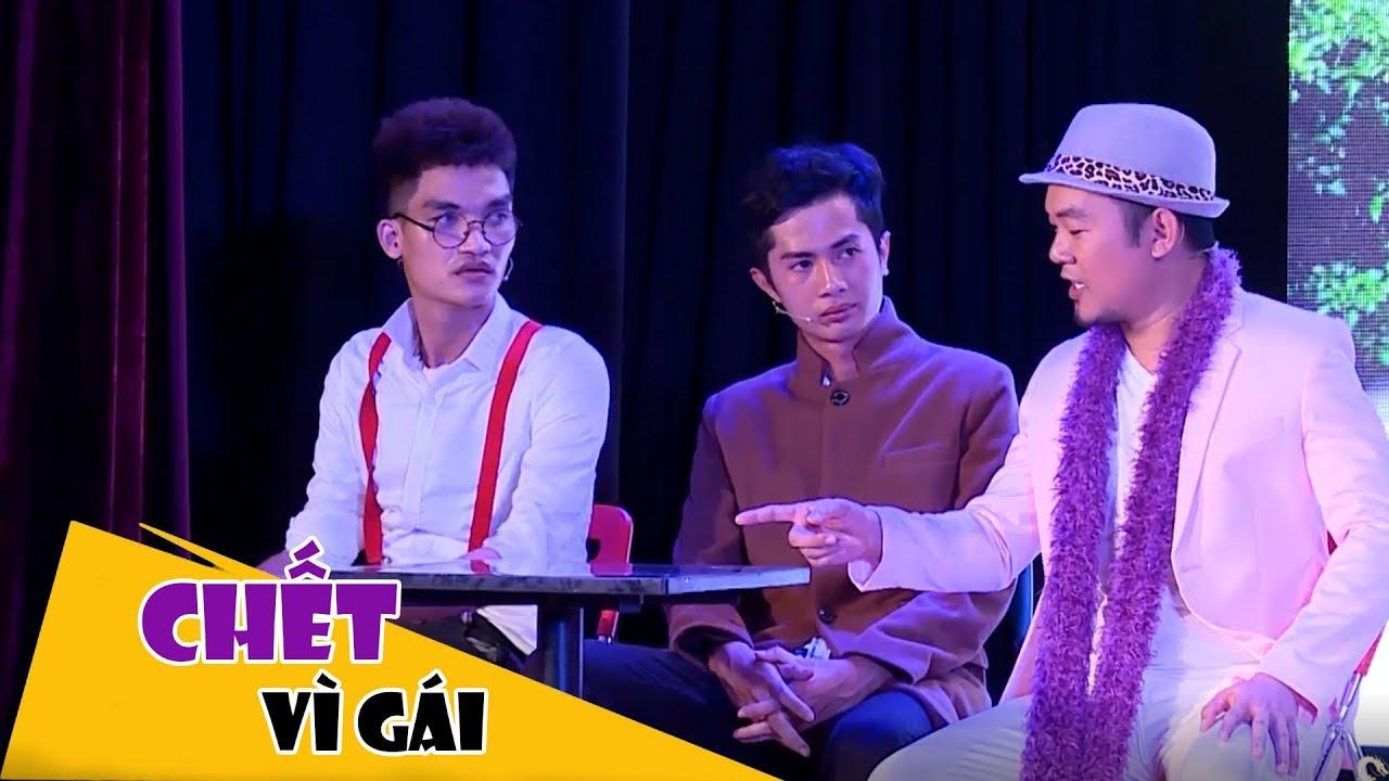 Hài 2019 Chết Vì Gái - Long Đẹp Trai, Mạc Văn Khoa, Huỳnh Phương FAPtv