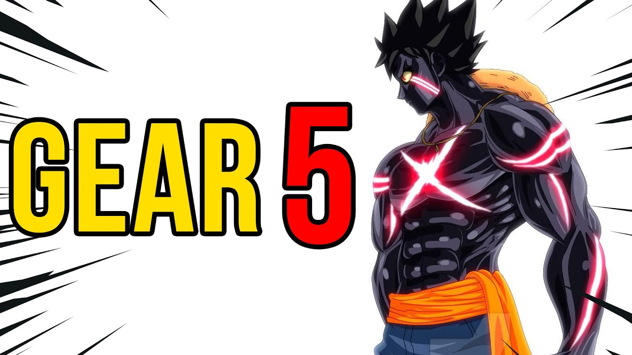 However i also think that gear 5 will be that last gear, so i guess … We Already Know What Gear 5 Is And We Ll See It In Wano Youtube