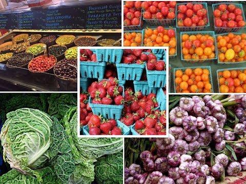 Market Day Canada - St Lawrence Market, Toronto #Gallivanting