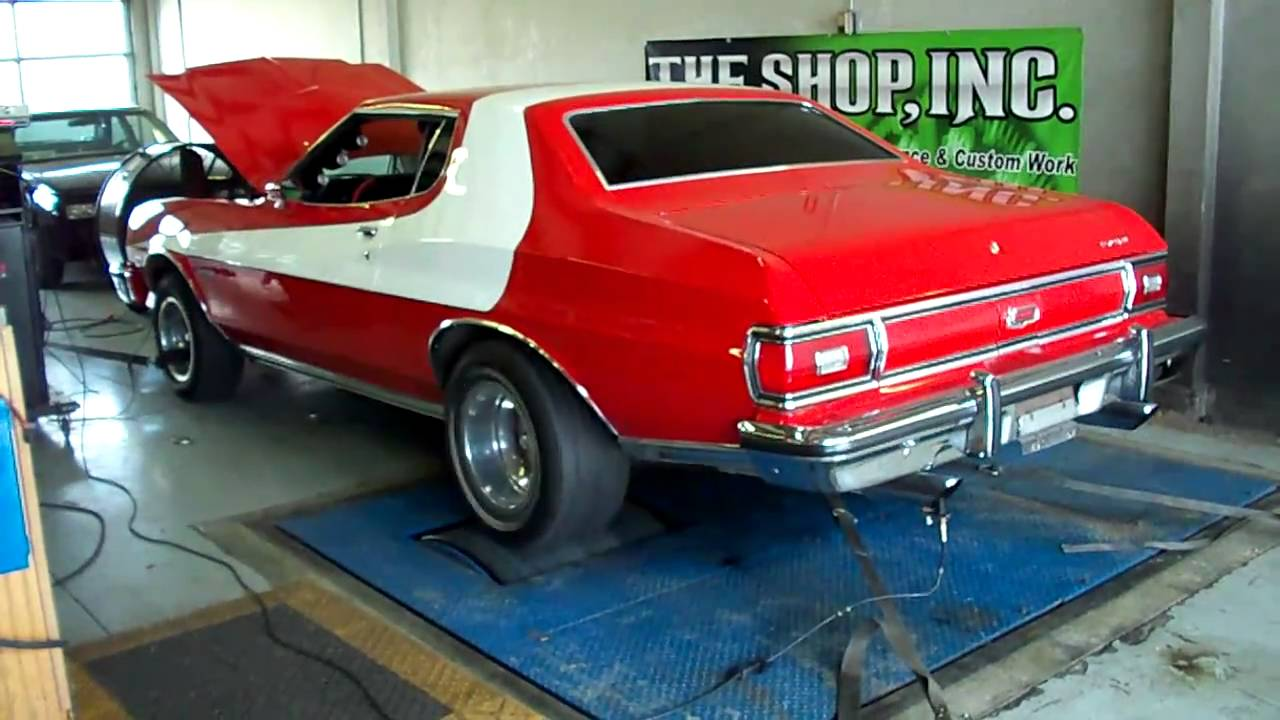76 ford torino starsky hutch dyno session youtube. Black Bedroom Furniture Sets. Home Design Ideas