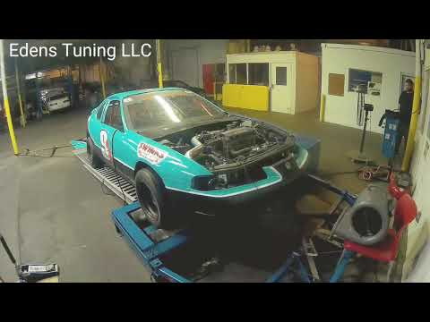 H23A BB4 Prelude Circle Track Car On The Dyno