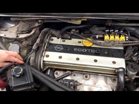 Ставим радиатор печки с Lanos на Opel Sintra