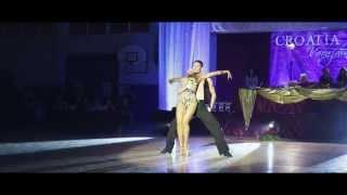 Miha Vodicar & Nadiya Bychkova - Showdance #2 | Croatia Open 2014