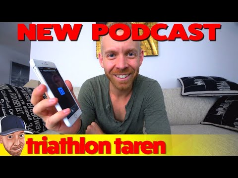New Triathlon Taren Podcast Announcement