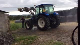 Journée à la ferme (Fiat,new holland,maréchale pesage)