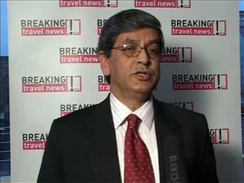 Sujit Banerjee, Secretary, Govenment of India speaks @ WTM 2008