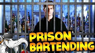 """Prison Boss VR Gameplay - """"COCKTAILS IN PRISON!!!"""" Virtual Reality Let"""