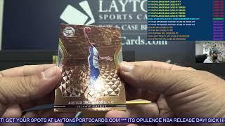 Dual Case Break 2017-18 Panini Opulence & Kobe Eminence Basketball