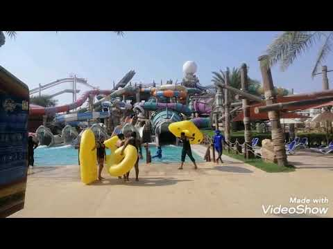 World water world abudhabi yas island #yas_water_world #nepali_som_vlogs #yas_island