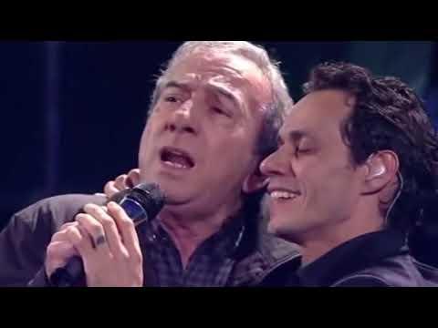 Marc Anthony - José Luis Perales - Y cómo es él - Festival de Viña 2012