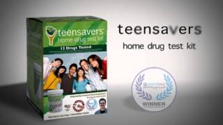 Teensavers Home Drug Test Kit Commercial Airing Across the Country.
