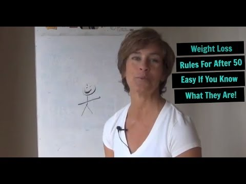 What Every Woman Over 50 Needs To Know About Weight Loss