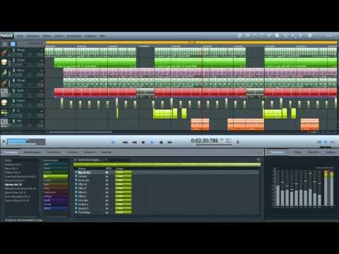 Free Hip Hop Beat Magix Music Maker MX von DimanRich