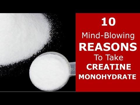 10 Mind Blowing Creatine Benefits