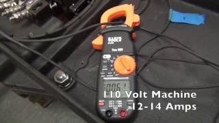 Clutch Adjustment - Model 5E, F, G, and H