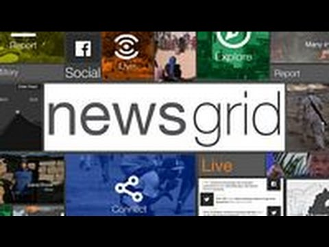 NewsGrid: Al Jazeera's interactive news hour