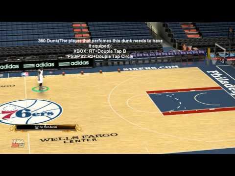 NBA 2K13- Ultimate Layup And Dunk Tutorial 1080p
