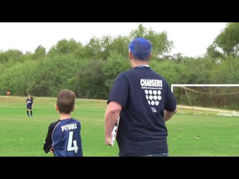 2016 BAYFA Chargers vs GSSA Spartan full game