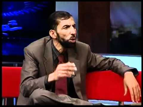 Bashardost on Afghan TV show ..