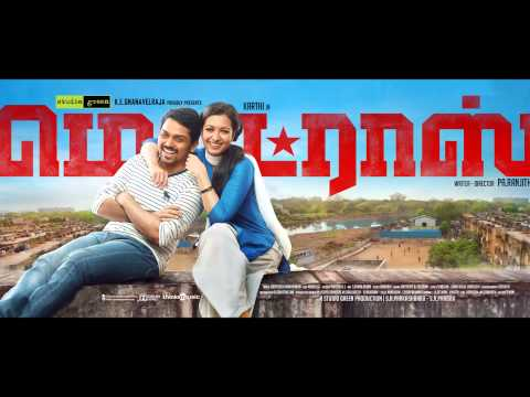 Setta | Madras (Original Score) | Santhosh Narayanan