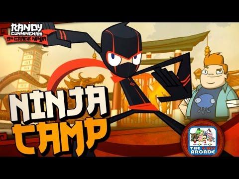 Randy Cunningham 9th Grade Ninja: Ninja Camp – Ace The Events (Disney Games)