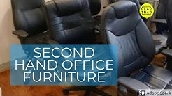 SECOND HAND OFFICE FURNITURE AT CHEAP PRICE.