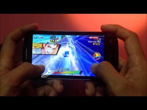 ทดสอบเกมส์ Demo Game ALCATEL OneTouch Pop C5