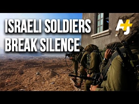 Shocking Confessions From Israeli Soldiers On Gaza War