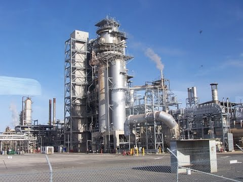 GULF COUNTRY PETROL REFINERY PLANT VIS