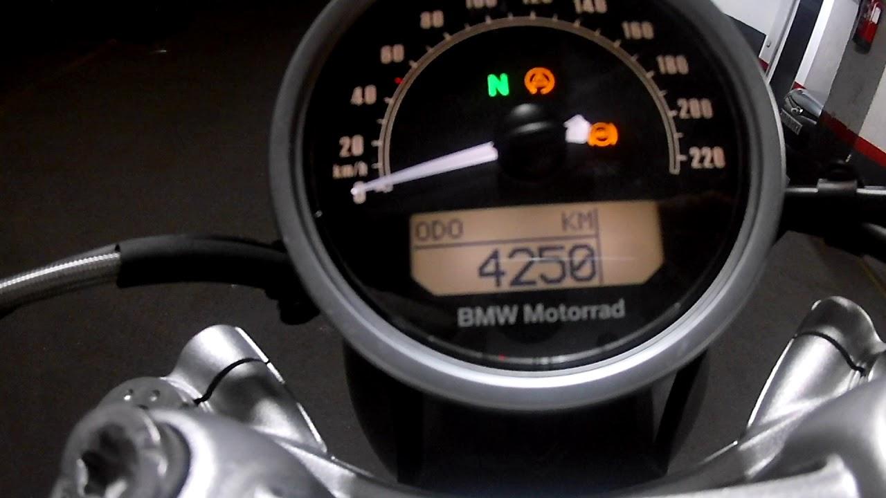 Bmw Motorrad R Ninet Scrambler Relojes Youtube