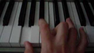 How to play Coldplay - Gravity on piano
