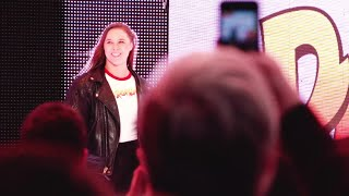 Kurt Angle & Ronda Rousey take on Triple H & Stephanie McMahon at WrestleMania