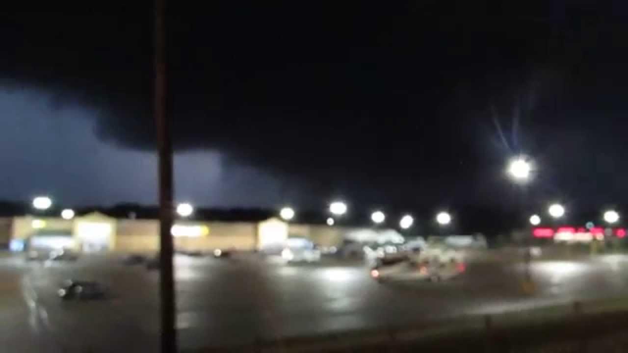 Tornado warnings in Mississippi