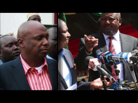 Kanu pushes for referendum, declares Gideon Moi 2022 presidential candidate