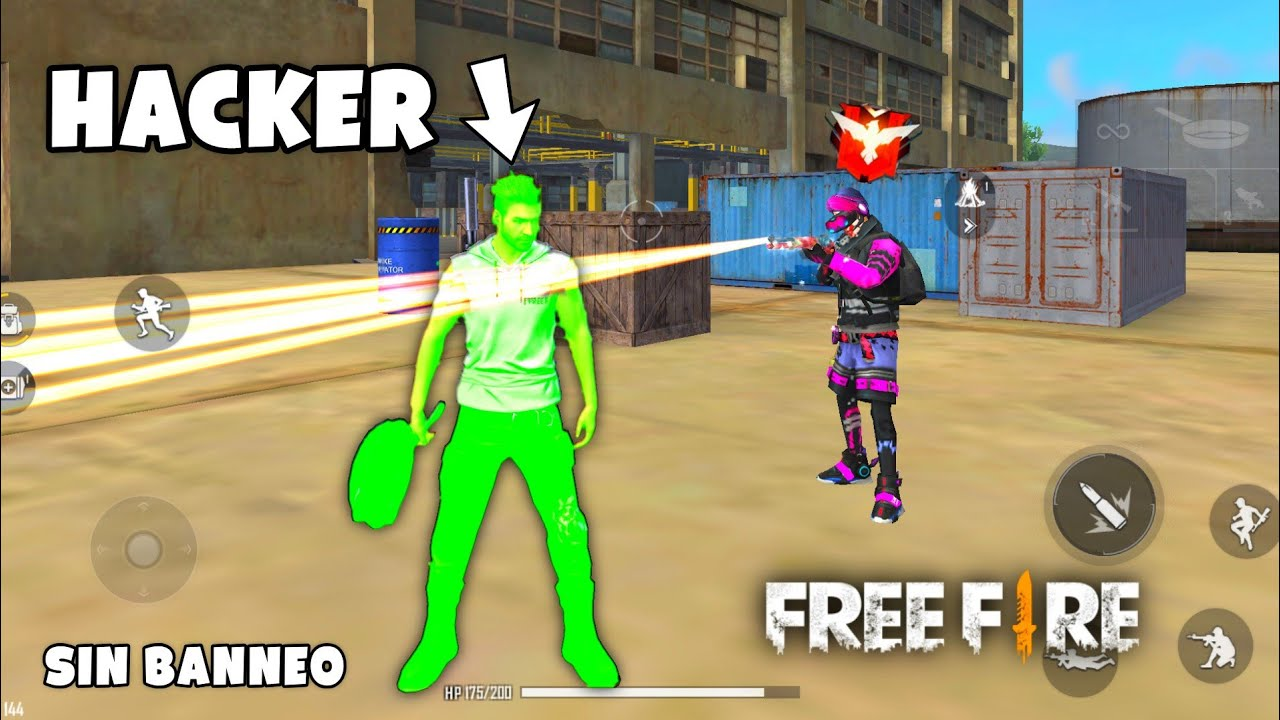 como se hacker en free fire