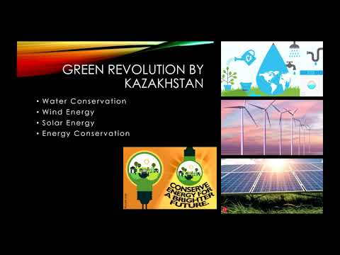 Renewable Energy in Kazakhstan