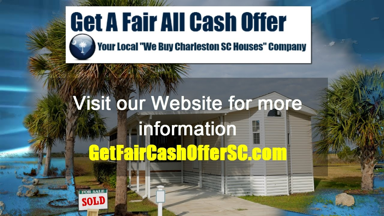 We Buy Mobile Homes Goose Creek SC