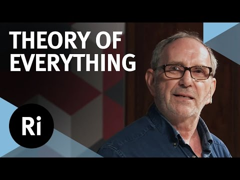 The Search for the Theory of Everything - with John Gribbin