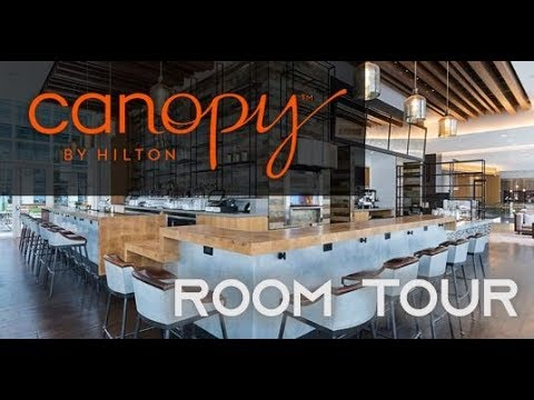The Canopy By Hilton DC Room Tour