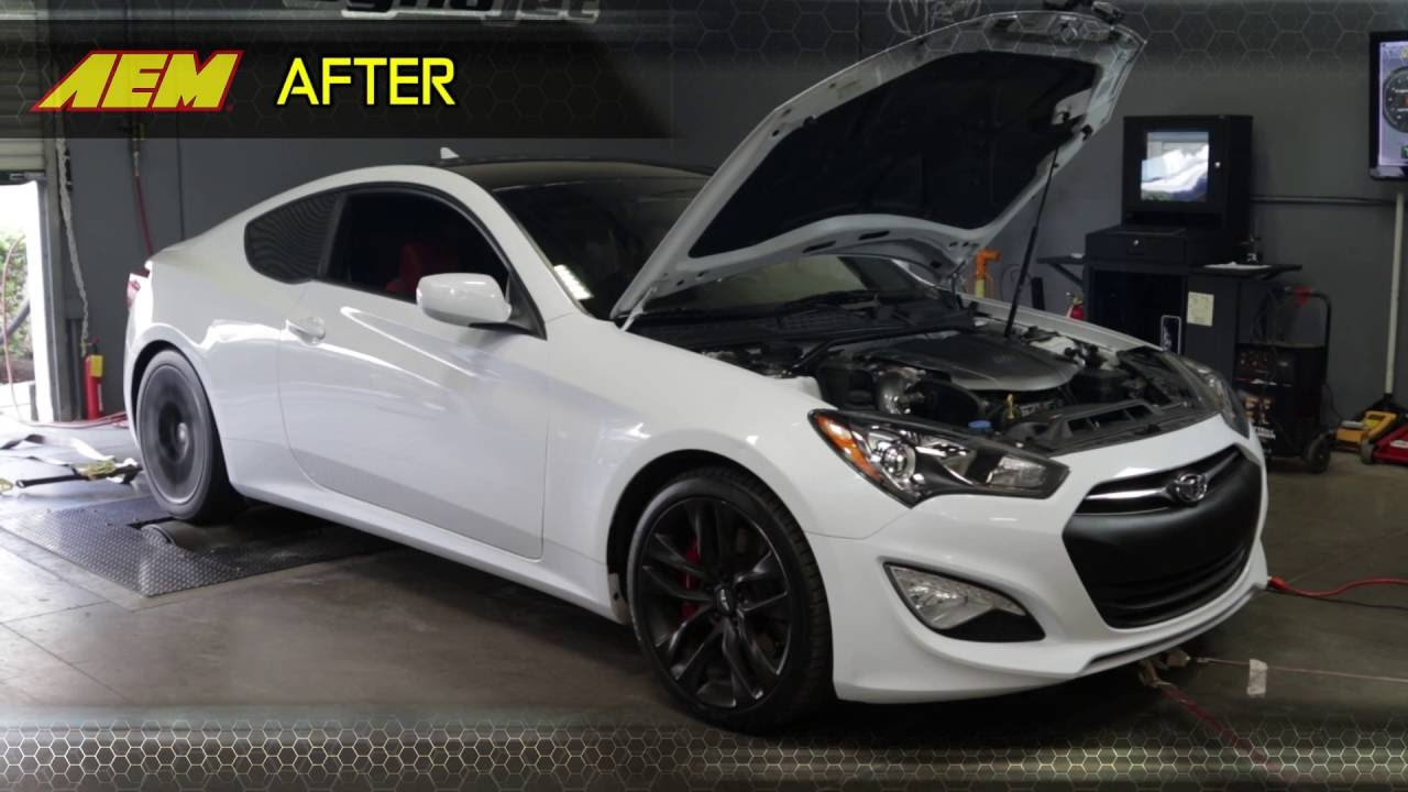 How To Install An Aem Air Intake On A 2013 2015 Hyundai Genesis Coupe 3 8l