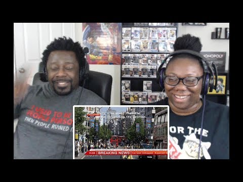 Black Mirror 1x1 REACTION!! {The National Anthem}