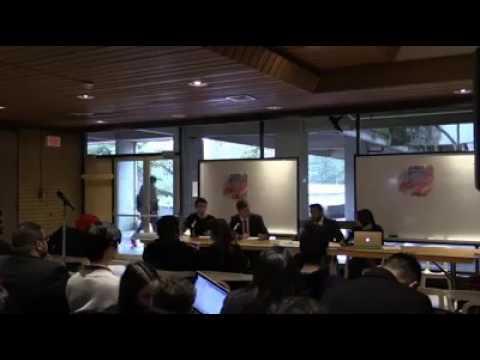 SFSS Burnaby Debates 2017