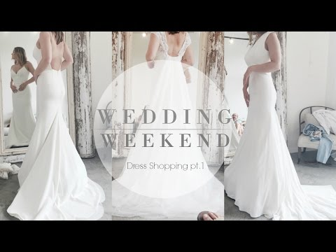 Wedding Weekend: Dress Try On Pt. 1 (Lela Rose, Hayley Paige & More!)