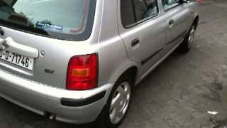 2000 Nissan Micra